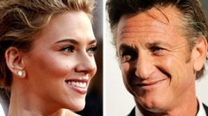 Scarlett Johansson şi Sean Penn s-au mutat împreună / Foto: .celebdirtylaundry.com