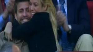 Shakira, o mare iubitoare a Barcelonei