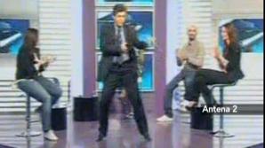 PDL-istul Edmond Tălmăcean are talent: a dansat pe ritmurile lui Michael Jackson