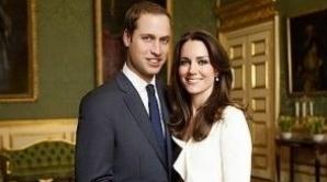 Prinţul William şi Kate Middleton se vor căsători pe 29 aprilie