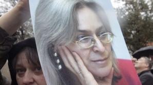 A fost arestat presupusul asasin al Annei Politkovskaia