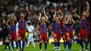 Barcelona, din nou campioană în Spania
