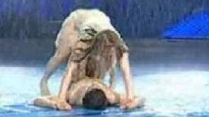 Corina Bud şi Edi au impresionat din nou cu coregrafia lor