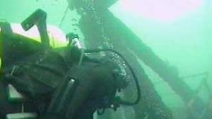 Distrugătorul sovietic s-a scufundat în urmă cu 70 de ani
