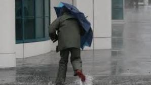 Se așteaptă ploi în aversă în anumite regiuni