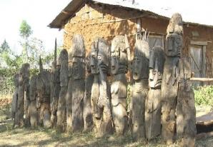 Statui Konso, Etiopia