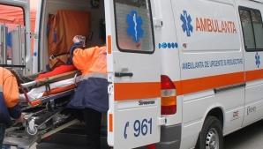 Tragedie la Piteşti: O vânzătoare a murit după ce geamul unei vitrine s-a prăbuşit peste ea