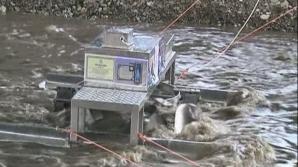 Aurel Titu a impresionat cu un generator de electricitate portabil