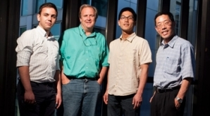 Mihai Duduta, alaturi de colegii de la MIT