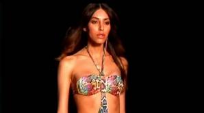 Lea T, un fotomodel transexual, a făcut furori în cadrul Săptămânii Modei din Rio de Janeiro
