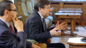 Ponta crede că Băsescu e pus pe dezbinare