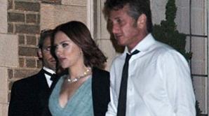Scarlett Johansson şi Sean Penn nu se mai întâlnesc, a declarat o sursă / Foto: people.com
