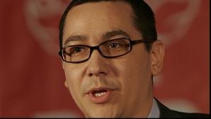Ponta, în CEx: Dacă nu vom câştiga alegerile şi nu ajungem la guvernare, renunţ la funcţie