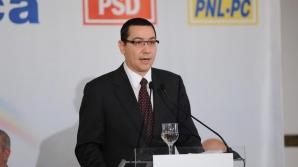 Ponta: Îi cerem lui Băsescu să spună că proiectul cu regiunile e îngheţat