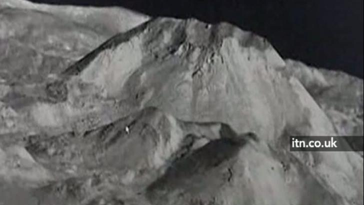 Agenţia Spaţială chineză a dat publicităţii noi imagini de pe Lună