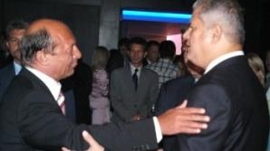 Năstase şi Băsescu, doi adversari cu istorie