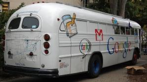 Autobuzul Google din Mountain View. VEZI GALERIE FOTO