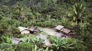 Matthew Scheurich, atacat de şeful unui trib din Papua Noua Guinee / Foto: dailymail.co.uk