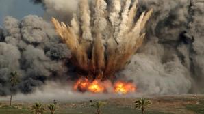 Raid aerian în Fâşia Gaza