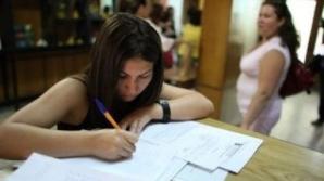 Mai mulţi candidaţi au fost eliminaţi din examen