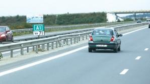 Un şofer a circulat pe contrasens pe autostradă