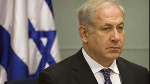 Premierul israelian, Benjamin Netanyahu