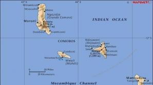 Cel puţin 30 de morţi într-un naufragiu în largul insulelor Comore