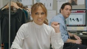 Jennifer Lopez şi Marc Anthony îşi promovează colecţiile vestimentare pentru Kohl's / Foto: dailymail.co.uk