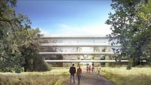Sediul Apple din Cupertion, California va fi gata în 2015