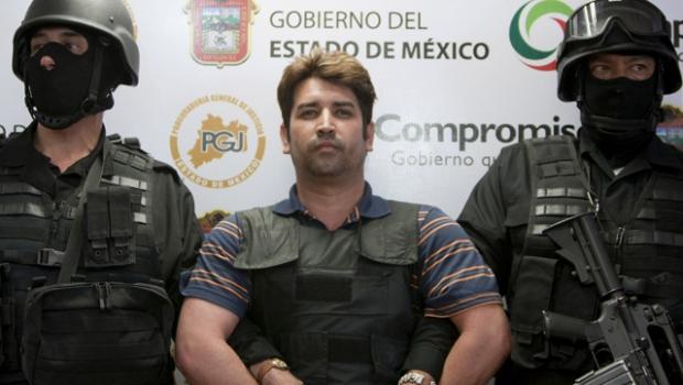 Oscar Garcia Montoya este suspectat de 600 de crime