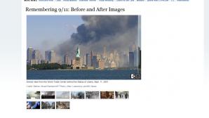 ABC a reconstituit momentul 11 septembrie