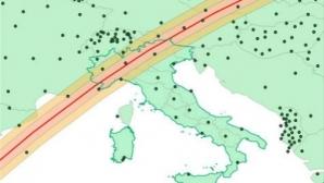Satelitul UARS ar putea cădea în Italia