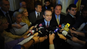 Romanian PM To Deliver Monthly Report In Senate