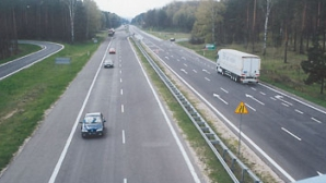 Tânăr prins de poliţişti cu 225 de kilometri la oră pe Autostrada Transilvania
