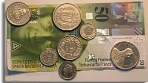 Romanian Leu Sharply Up Vs Swiss Franc, Falls Slightly Vs Euro