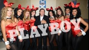 Ilie Năstase, gazda petrecerii Playboy