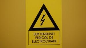 Inginer ELECTROCUTAT la 27.000 de VOLŢI într-o gară din Hunedoara
