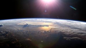 Terra, văzută de la bordul ISS