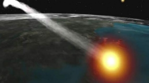 Satelitul s-a întors pe Terra
