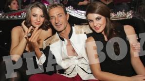 Mazăre a petrecut cu fetele alături de care va apărea în Playboy