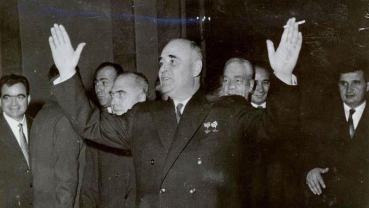 Reporterii Realităţii: Cum şi de ce a murit Gheorghe Gheorghiu Dej