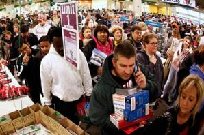 Vinerea Neagră a cumpărăturilor