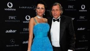 Ilie Năstase i-a dat Brigittei Sfăt un inel de 22.000 de euro
