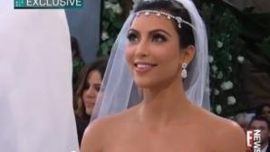 Kim Kardashian divorțează de Kris Humphries