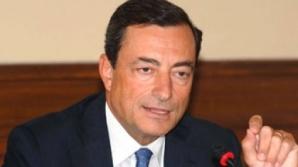 Draghi: BCE nu va tipări bani pentru a rezolva criza datoriilor suverane din zona euro