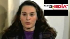 Andreea Esca a debutat în televiziune pe un salariu de 150 de dolari