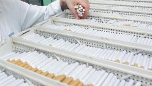 Ţigări de contrabandă de 400.000 de lei confiscate la Galaţi