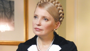 Iulia Timoşenko renunţă la greva foamei