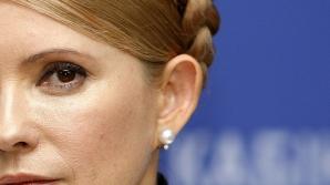 Timoşenko ispăşeşte şapte ani de închisoare.