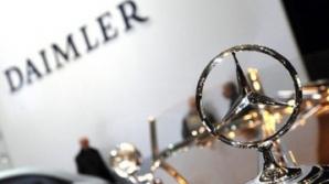 Daimler a ieşit din acţionariatul EADS
